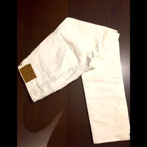 Men's white jeans American Eagle NWOT size 28